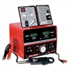 BVA-36K Auto Meter 6-12-24 Volt 800 Amp Variable Load Battery / Electrical System Tester With Stand