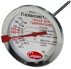 323-0-1 Cooper-Atkins Meat Thermometer NSF HACCP 130/190°F/°C