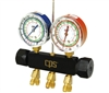 MBD CPS R-134a, 22, 404A Gauges - Manifold Only