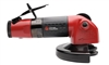 "CP3450-12AA5 Chicago Pneumatic M14 Spindle 5"" Disc 1.1Hp Angle Grinder"