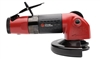 "CP3450-12AB5 Chicago Pneumatic 5/8"" Spindle 5"" Disc 1.1Hp Angle Grinder"