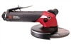 "CP3650-120AB5VK Chicago Pneumatic 5"" Disc 2.3Hp Industrial Angle Grinder"