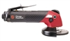 "CP3650-135AC4FK Chicago Pneumatic 4"" Disc 2.3Hp Industrial Angle Grinder"