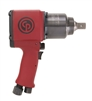 "CP6060-P15H Chicago Pneumatic 3/4"" Square Drive Super Industrial Impact Wrench with Pin-type Retainer"