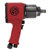"CP6060-P15R Chicago Pneumatic 3/4"" Square Drive Super Industrial Impact Wrench with Ring-type Retainer"