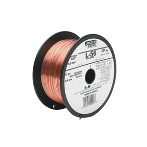 ED030583 Lincoln Electric Welding Wire .025 ER70S-6 SUPERARC L-56 Mig 2# Spool