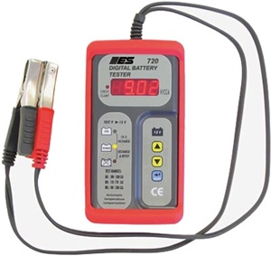 720 Electronic Specialties 12 Volt Digital Battery Tester
