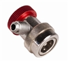 6003 FJC Inc. R134a Manual Quick Coupler - HS - 1/4""