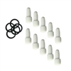 RFL2 Fieldpiece Replacement Filters and O-Rings for Fieldpiece Refrigerant Leak Detectors