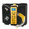 SOX3 Fieldpiece Combustion Checker with Auto Pump