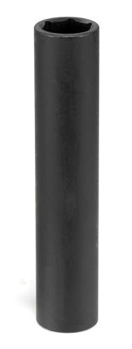 """Grey Pneumatic 2024XD Air Impact Extra Deep 3//4/""""Hex Socket 1//2/""""Dr 5/"""" Deep Lengt"""