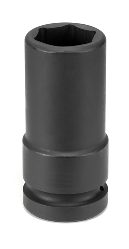 "1/"" Drive x 1-7//8/"" Deep Impact Socket Grey Pneumatic 4060D GRY"