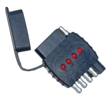 7866 ipa 4/5 pin trailer harness tester gm trailer harness diagram trailer harness tester #11