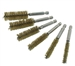 8081 IPA Twisted Wire Brass Bore Brush Set
