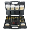 8090B IPA Diesel Injector Brush Master Cleaning Kit (Brass)