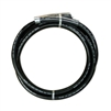 HS-RB12 IPA 12 ft Extension Hose (Black)