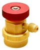 "AC-15530 JB Industries High Side Red 90° Snap Coupler x 1/4"" SAE"