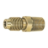 "AF-13451 JB Industries 1/2"" Acme Thread x 1/4"" NPTF Half Union - Each"