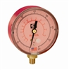 M2-415 JBI High Side Compound Gauge (Red) for R410A - 2 1/2 in