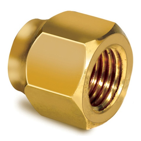 NS4-12-CS JB Industries 3/4 Short Flare Nut 100 Qty Box
