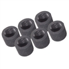"P509 JB Industries 1/4"" Cap, Hose & Coupler Gasket 6 Pack"