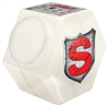 SHLD-CJ JB Industries Shield Cookie Jar Display / Storage