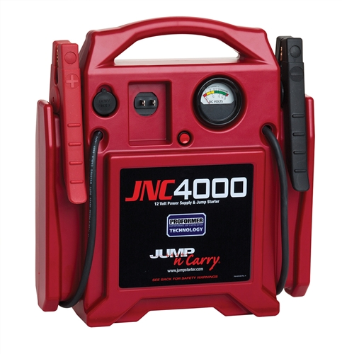 Jump N Carry Jnc300Xl 900 Peak Amp Ultraportable 12 Volt Jump Starter