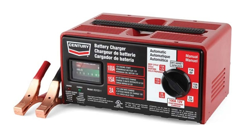 k3153 1 century 15 2 100 amp 6 12 automatic deep cycle battery rh centurytool net century battery charger user manuals century battery charger 87106 manual