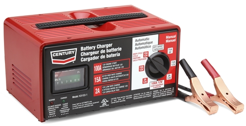 K3153 1 Century 15 2 100 Amp 6 12 Automatic Deep Cycle