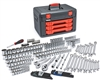 "80942 KD Tools GearWrench 239 PC 1/4"" 3/8"" 1/2"" Drive 6-12 Pt Mechanics Tool Set"