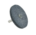 "KH109 Lincoln Mounted Grinding Wheel 2-1/2"" X 1/4"" 60 Grit"