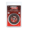 "KH131 Lincoln Cut-Off Wheel 3""X1/16"" 3/8"" Arbor"