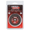 "KH134 Lincoln Cut-Off Wheel 3""X1/8"" 3/8"" Arbor"