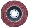 "KH167 Lincoln Arbor Flap Disc 4-1/2"" - 80 Grit 7/8"""