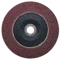 "KH170 Lincoln Arbor Flap Disc 7"" - 80 Grit 7/8"""