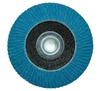 "KH173 Lincoln Threaded FLAP DISC 7"" - 36 GRIT 5/8""11"