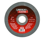 "KH237 Lincoln Grinding Wheel Bench Type 6""X3/4"" - 80 Grit"