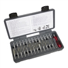 71750 27 Piece LED Quick Change Terminal Cleaning Tool Set