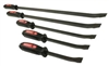 61366 Mayhew Tools 5 Piece Dominator Curved Pry Bar Set