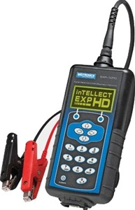 EXP-1000 HD AMP Midtronics Heavy Duty Battery & Electrical System Analyzer With Clamps Amp-Clamp & Case