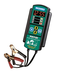 PBT-50 Midtronics Battery Conductance Tester Motorcycle and Power Sports