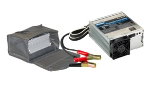 PSC-550-S KIT Midtronics DC Power Supply / Battery Charger 55 Amps