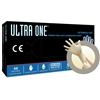 UL315M Microflex Ultra One Powder-Free Latex Exam Gloves, Box Of 50, Medium