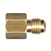"82635 Mastercool 1/2"" Acme Female X 1/4 Male Flare R134A Adapter"
