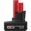 48-11-2402 Milwaukee 12V Lithium-Ion M12 Battery