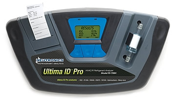 RI-700H Ultima ID Pro Refrigerant Analyzer HVAC Multi Gas