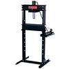 60253 Omega 25 Ton Shop Press With Hand Pump
