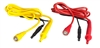 3840-01 OTC Test Leads 2 Ch Scope Red & Yellow
