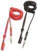 3904 OTC Twin 5-Foot Multimeter Lead Set