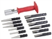 4605 OTC 12 Pc. Stinger Quick Change Punch & Chisel Set